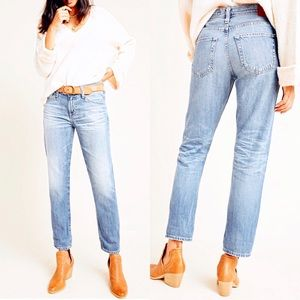 AG-ED The Ex-Boyfriend Slouchy Slim Tapered Jeans